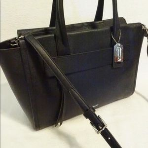 Saffiano Leather purse *From Original Coach Store